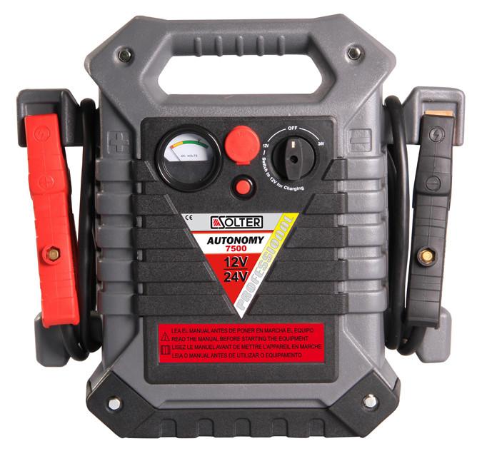 Arrancador de batería autonomy 7500