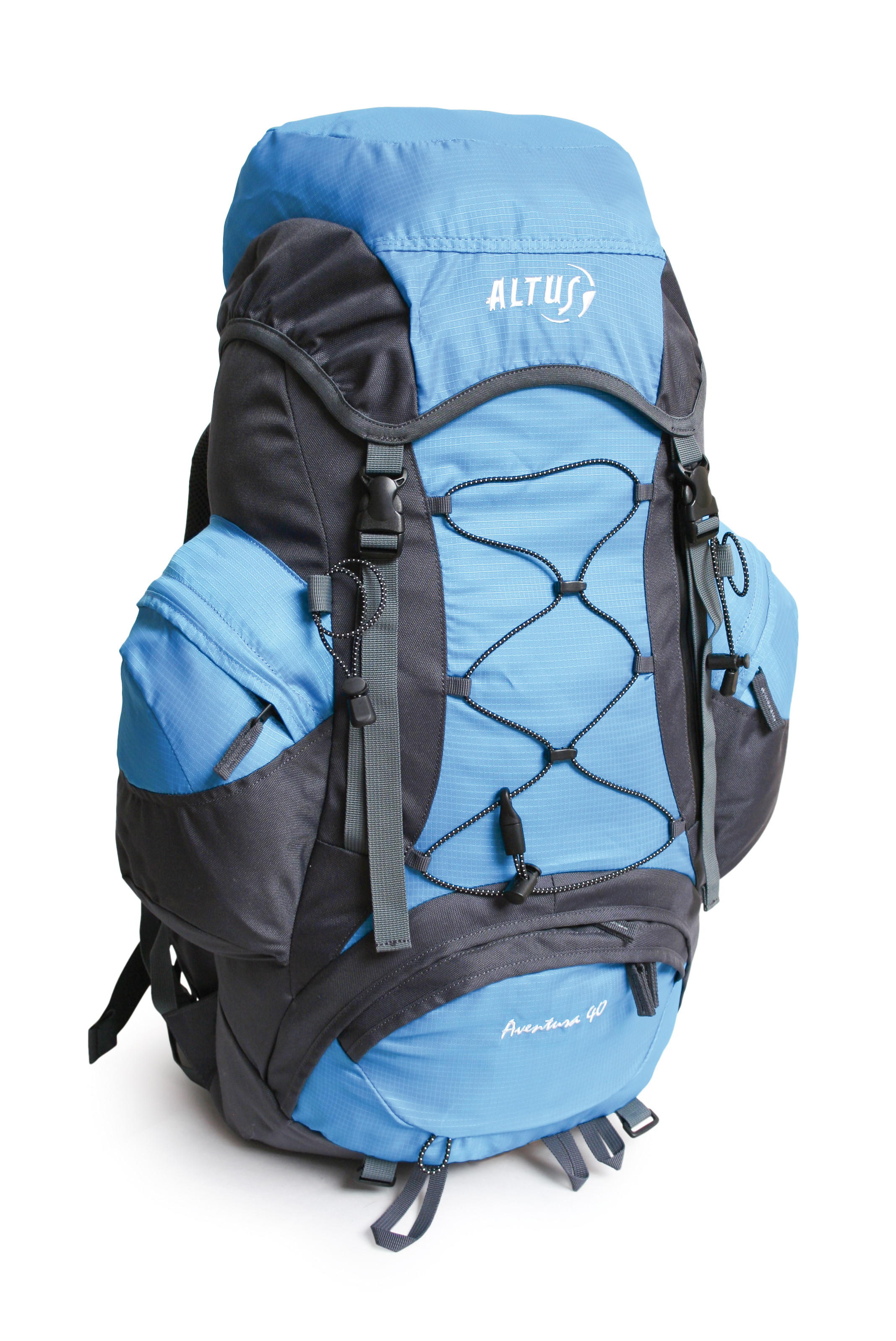 Mochila Aventura 40L altus azul