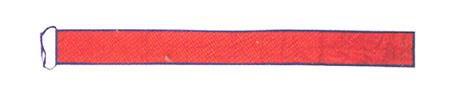 Bolsa para barras de nivelacion cst 06-820 1.608.m00.2nd