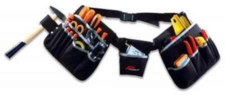 Cinturón herramientas. Pla52170