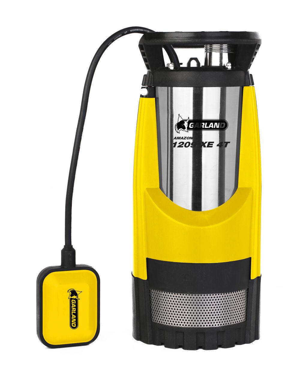 Bomba sumergible para aguas limpias Garland AMAZON 1209 XE4T