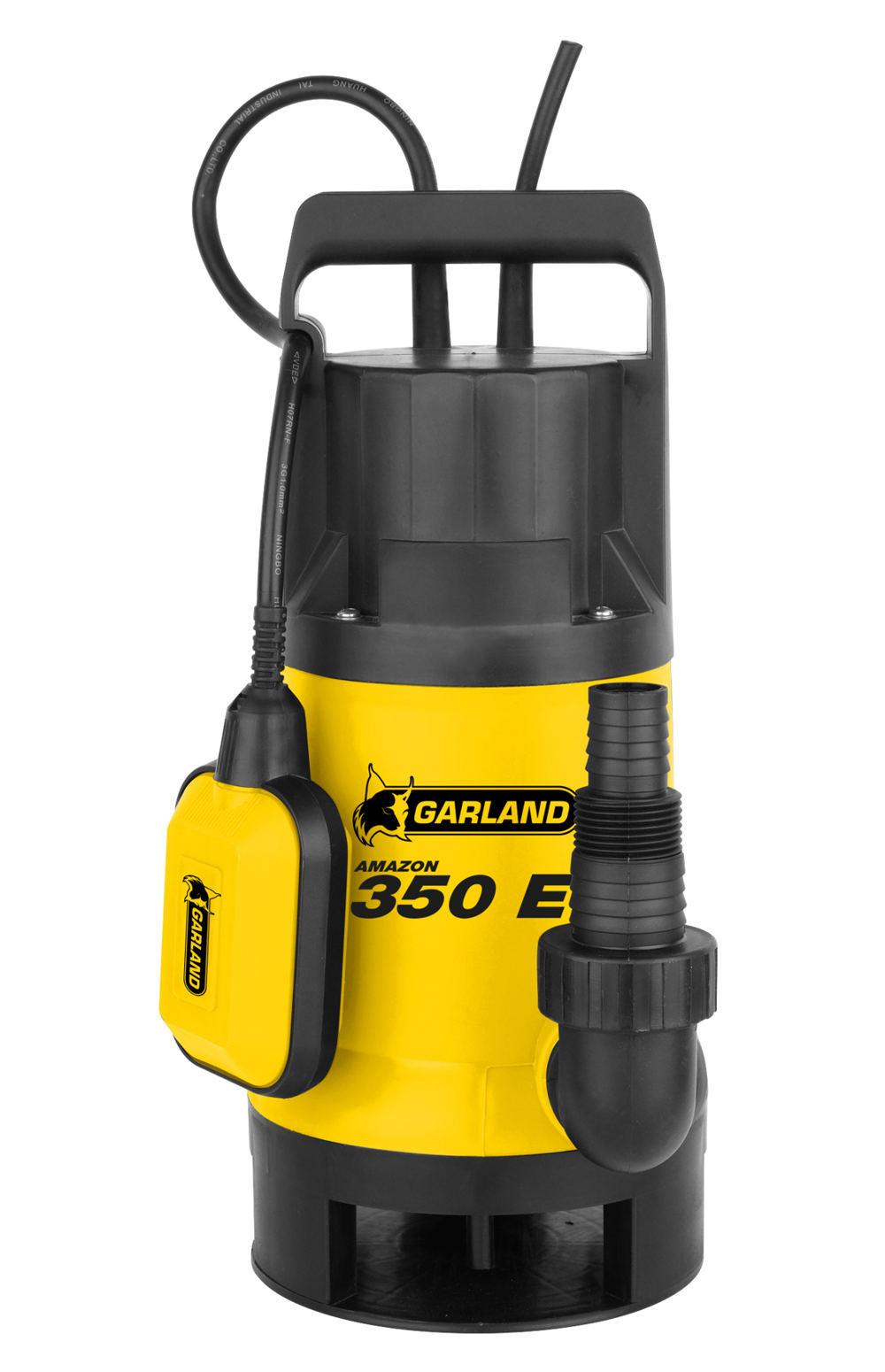 Bomba sumergible Garland para aguas sucias AMAZON 350XE-V20