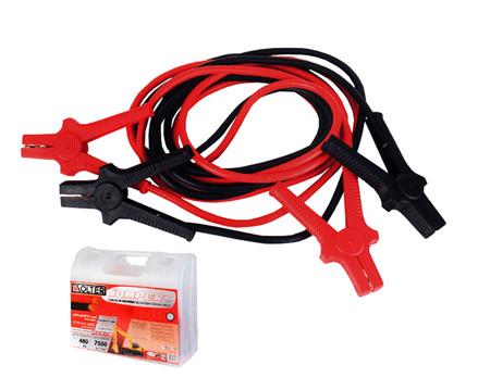 Cable y pinzas para arranque bateria solter ref. 06016