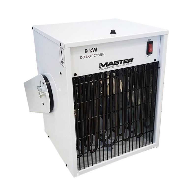 Calentador eléctrico de aire Master TR 3C