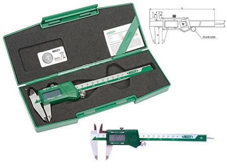 Calibre digital insize 1102 alta precision