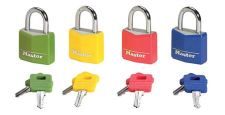 Candado alta seguridad master lock cnm9121eurtcol