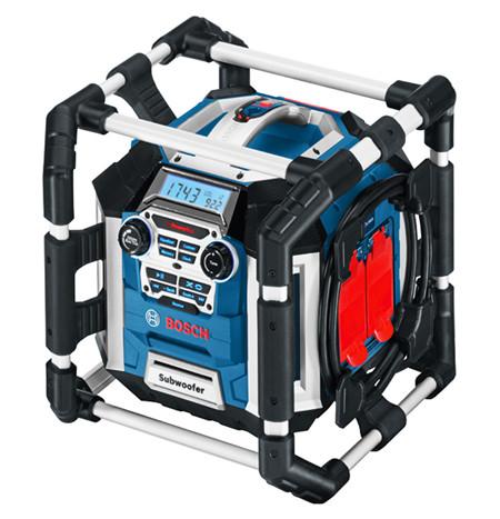 Cargador radio bosch para baterias de litio gml 50