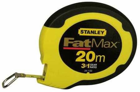 cinta metrica de acero inoxidable de Stanley