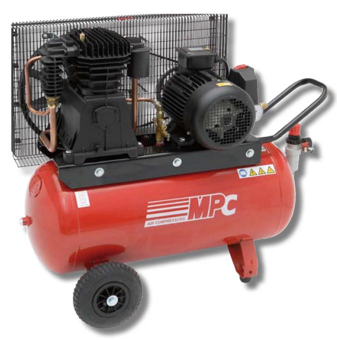 Compresor aire comprimido de alto rendimiento snc mpc