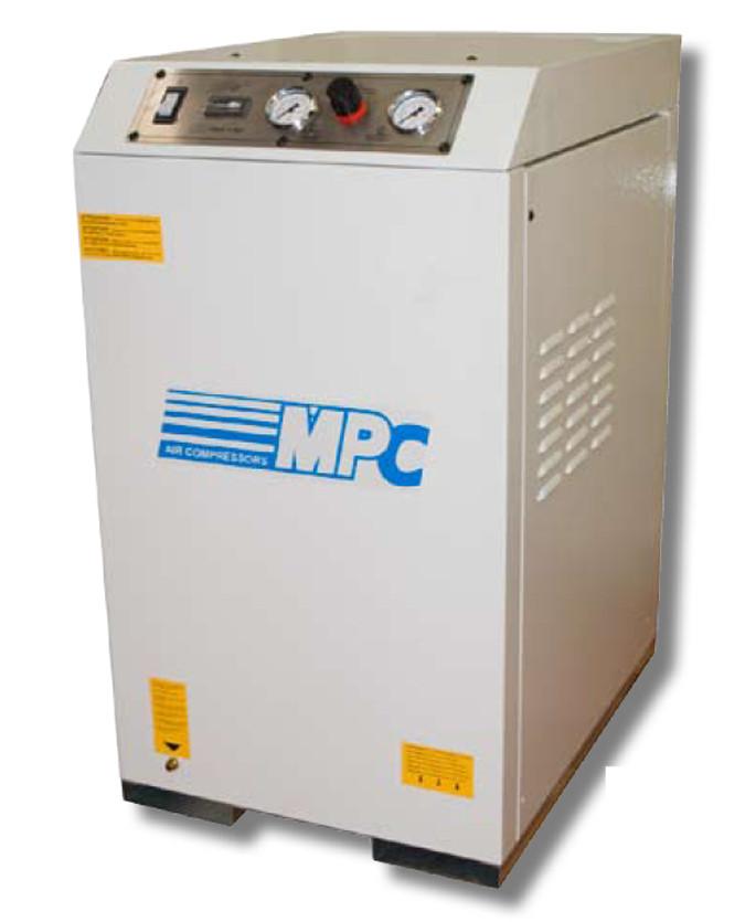 Equipo comrpesor electrico silencioso mpc