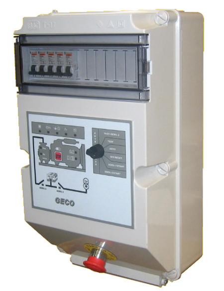 Cuadro automatico AY-801-AUT 5-20 KVA