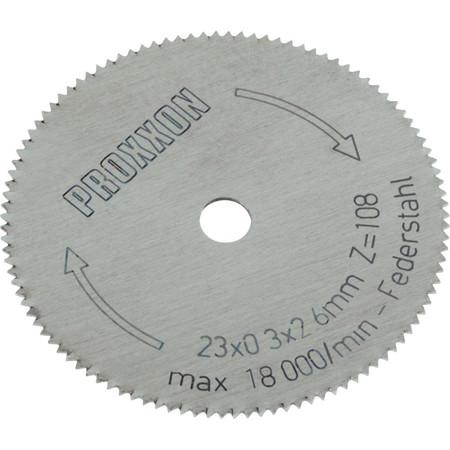 Disco de corte para cutter de proxxon 28652