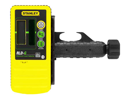 Detector laser verde para nivel rl350grn stanley 1-77-239
