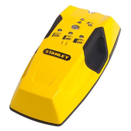 Detector de estructuras de madera y metal Stanley 100S