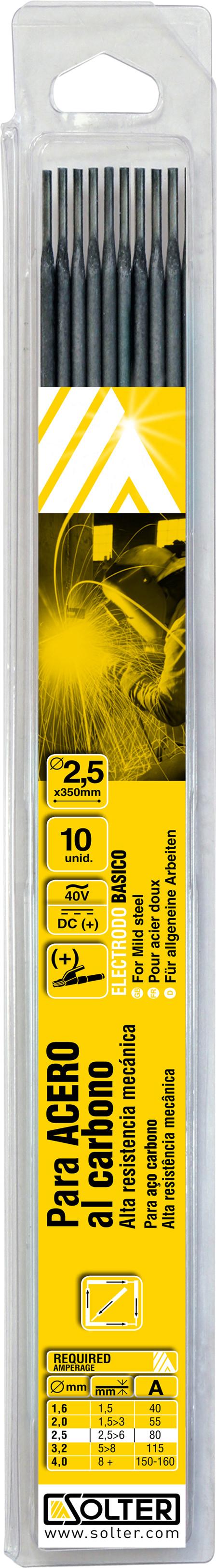 Electrodos Basicos Kangaroo E-7018