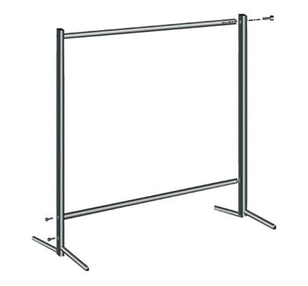 Estructura paneles y cortinas soldadura solter ref. 06133