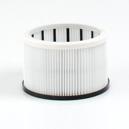 Filtro ondulado para aspiradora 27492