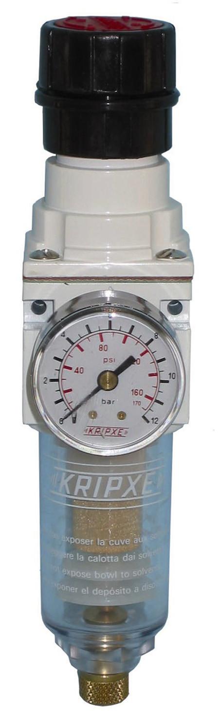 Regulador-filtro RF-100 1/4  Kripxe