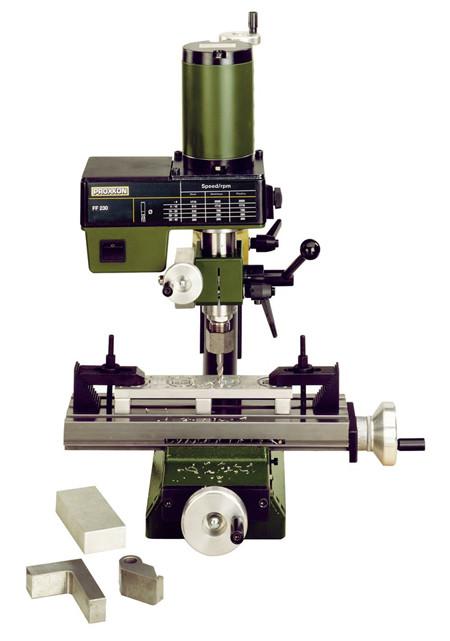 Fresadoras de precision proxxon ff 230