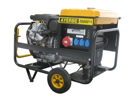 Generador de gasolina AY20000V Ayerbe