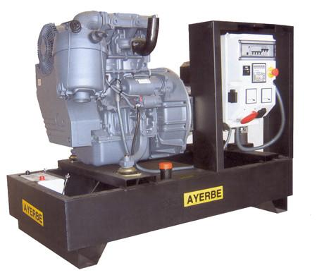 Generadores de electricidad diesel refrigerado por aire Ayerbe ay 1500-22 tx