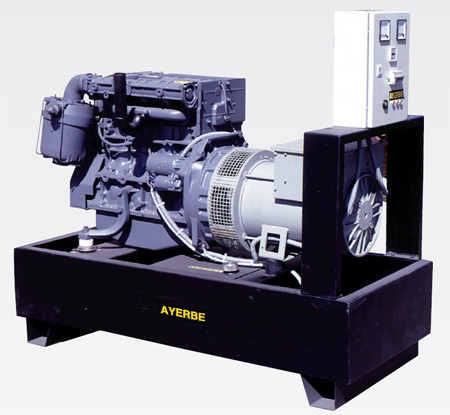 GRUPO ELECTROGENO AY-1500-44 TX/OIL