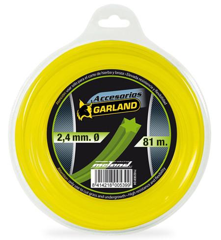 Nylon para desbrozadoras garland ref. 71023e8124
