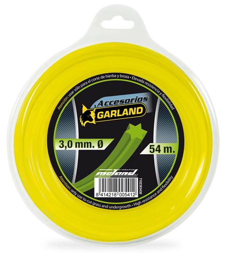 Nylon para desbrozadores garland 71023e5430