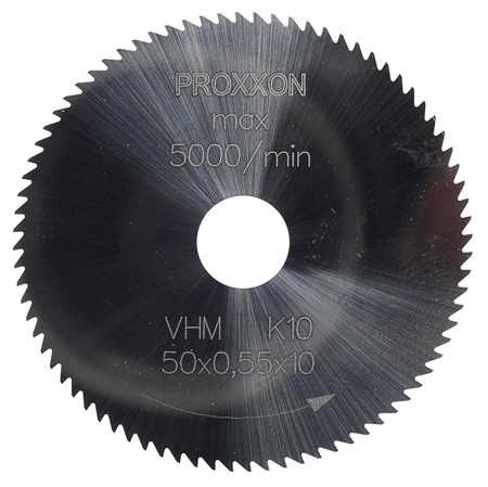 Hojas de sierra proxxon de metal duro 28011