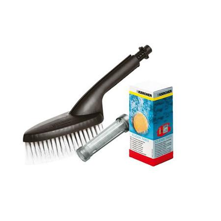 Juego de limpieza para jardín karcher REF. 2.850-475