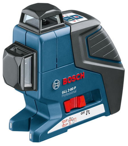 Nivel GLL 2-80 P bosch Ref. 0.601.063.200
