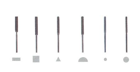 Limas de diamante biax bi-001620861
