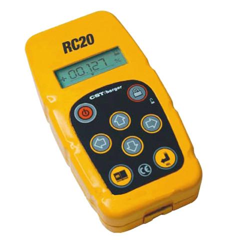 Mando a distancia para laser rc20 ref. f.034.069.pn1 cst