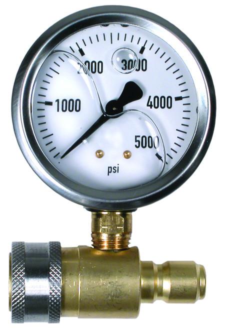 Manometro presion para las hidrolimpiadoras de alta presion genergy 2016120