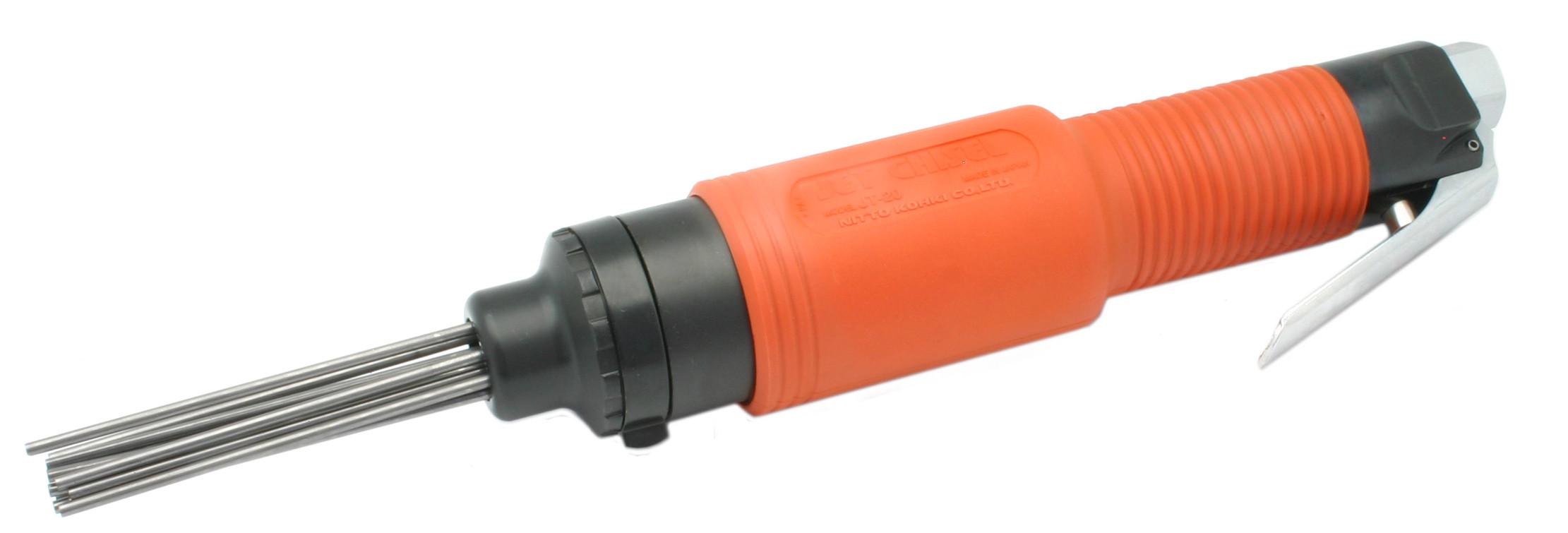 Martillos de agujas neumáticos rectos Nitto N-JT20