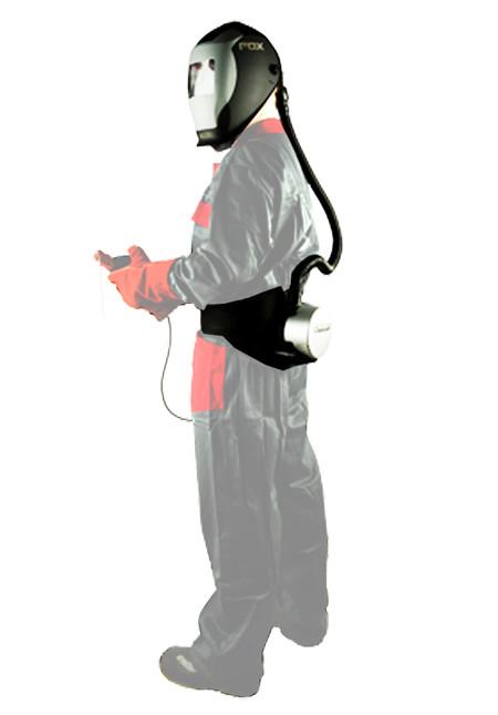 Careta respiratoria fox dual-flow solter ref. 06107 - 06106
