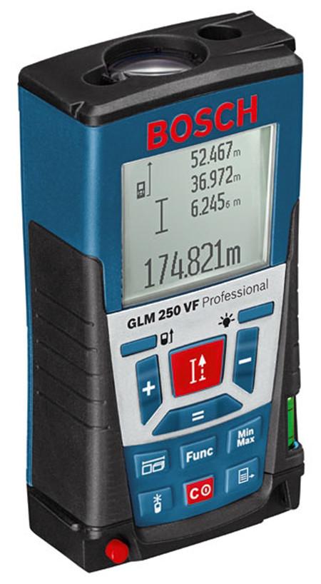Telémetro GLM 250 VF bosch Ref. 0.601.072.100