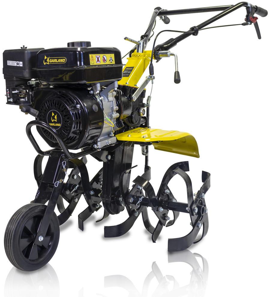 motoazada para labrar la tierra a gasolina Garland BULL 861 QG-V20