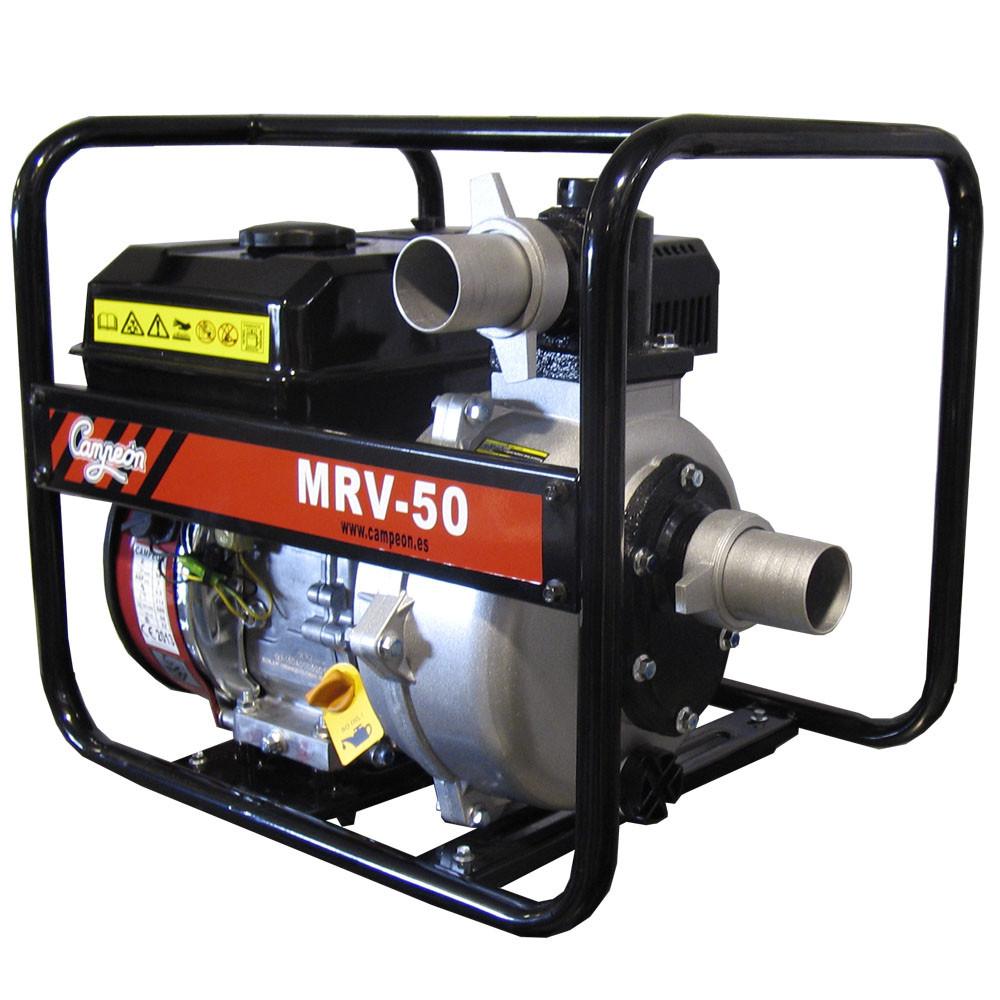 Motobomba autoaspirante de presion Campeon MRV 50