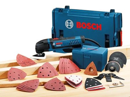 Multiherramientas gop 250 ce y accesorios bosch 0.601.230.001
