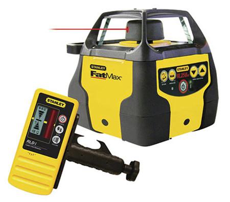 Laser nivelador rl 250gl stanley ref. 1-77-229