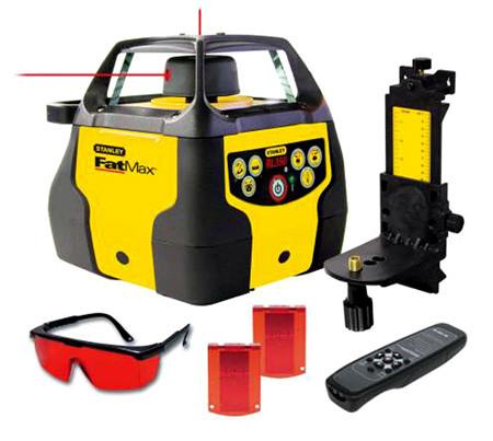 Nivel laser stanley rl 350gl ref. 1-77-227