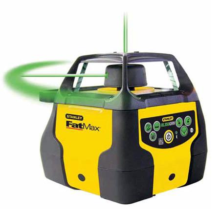 Laser nivel rotativo stanley rl 350grn ref. 1-77-237