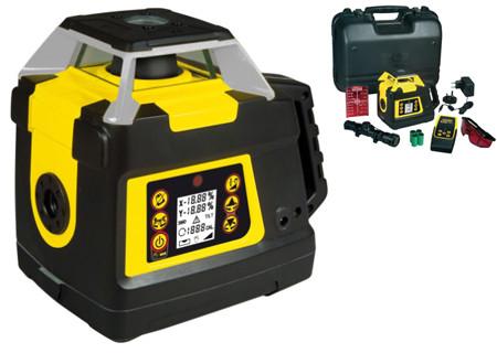 Niveles giratorios laser stanley con receptor rl hgw 1-77-439