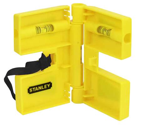 Niveladores de burbuja para postes stanley 0-47-720