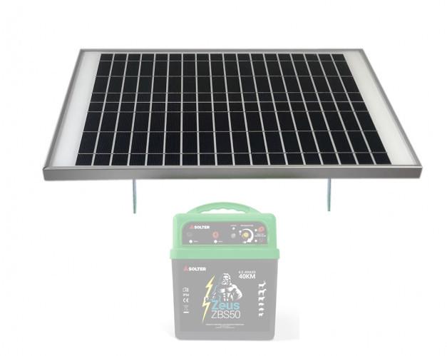 PLACA SOLAR PARA PASTORES ELECTRICOS ZEUS DE SOLTER