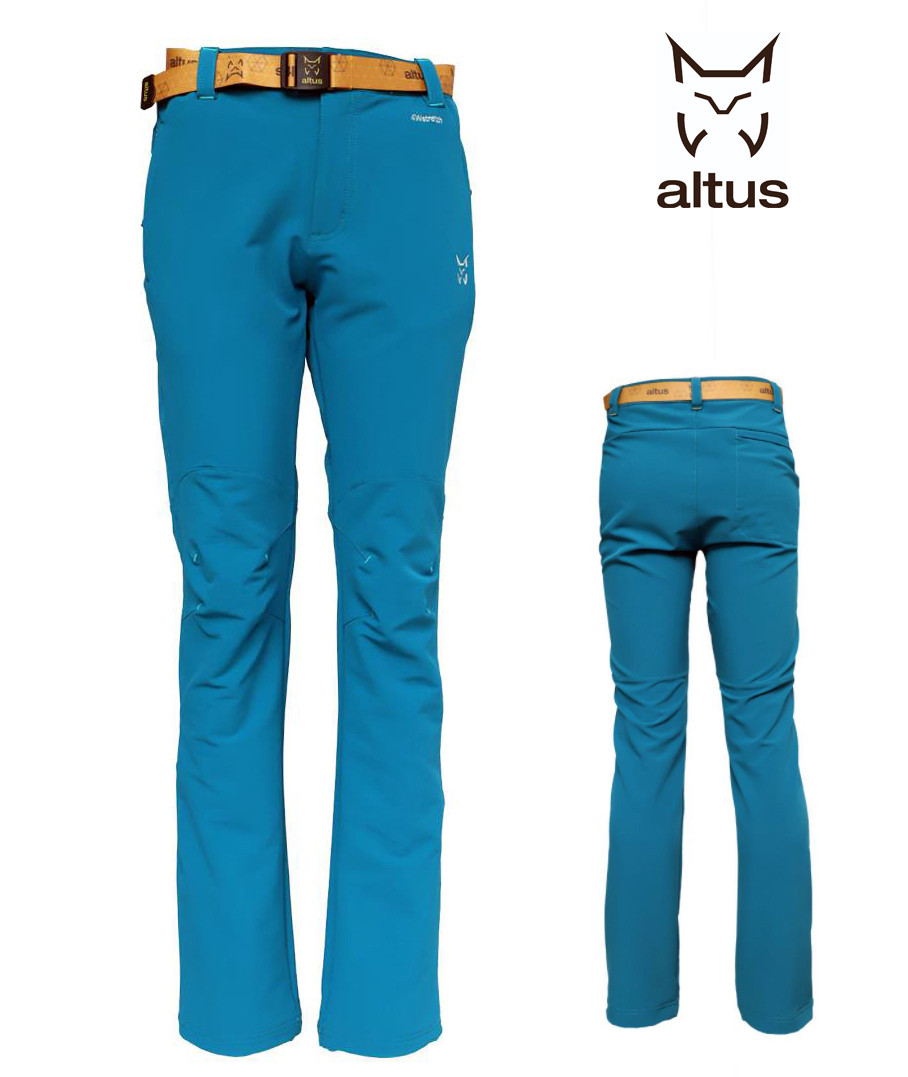 Olloqui lady winter pantalon mujer Altus color Ocean