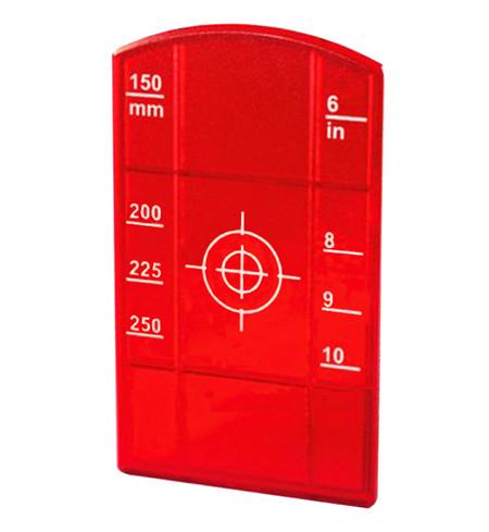Placa de medicion cst target-s-eu ref. 1.608.m00.8ng