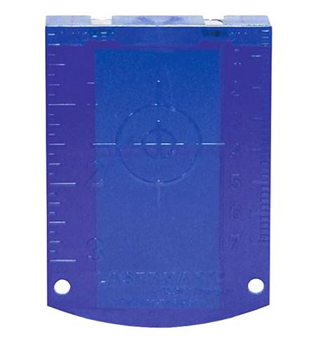 Placa de medida para nivel de rayo verde cst 1.608.m00.8nc