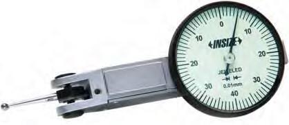 Reloj palpador Insize 2380